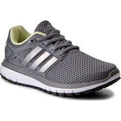 Buty adidas - Energy Cloud Wtc W BA8157 Grethr/Tesim. Szare buty do biegania damskie marki Adidas, z materiału. W wyprzedaży za 209,00 zł.