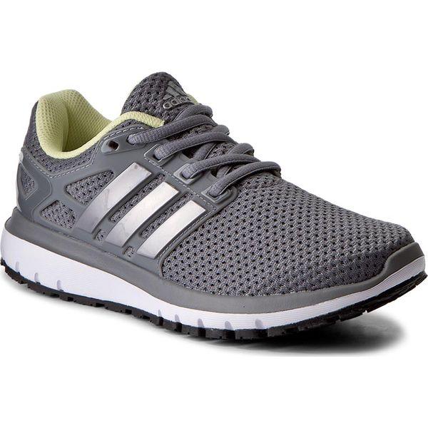 detailed look 4151c a278d Buty adidas - Energy Cloud Wtc W BA8157 GrethrTesim - Szare buty damskie  do biegania marki Adidas, z tworzywa sztucznego. W wyprzedaży za 209,00 zł.