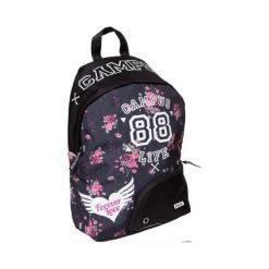 HAMELIN Plecak Top 2000 School Girl  czarny. Czarne bluzki dziewczęce marki HAMELIN. Za 50,51 zł.