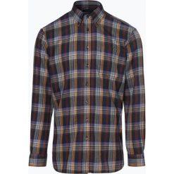 Andrew James - Koszula męska – Two Ply, szary. Szare koszule męskie Andrew James, l, z tkaniny, z podwójnym kołnierzykiem. Za 179,95 zł.