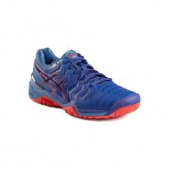 Buty tenisowe Asics Gel Resolution 7 męskie. Szare buty do tenisa męskie Asics. W wyprzedaży za 349,99 zł.
