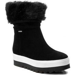 Buty zimowe damskie: Śniegowce HÖGL - GORE-TEX 4-101822 Schwarz 0100