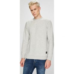 Only & Sons - Bluza. Szare bluzy męskie rozpinane marki Only & Sons, l, z bawełny, bez kaptura. W wyprzedaży za 59,90 zł.