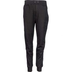 Dresy chłopięce: Spodnie dresowe w kolorze czarnym
