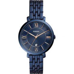 FOSSIL - Zegarek ES4094. Różowe zegarki damskie marki Fossil, szklane. Za 599,90 zł.