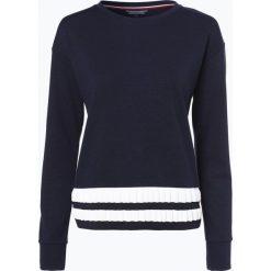 Bluzy damskie: Tommy Hilfiger - Damska bluza nierozpinana, niebieski