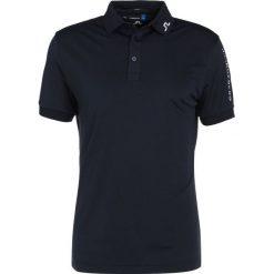 Koszulki sportowe męskie: J.LINDEBERG TOUR TECH SLIM Koszulka sportowa navy
