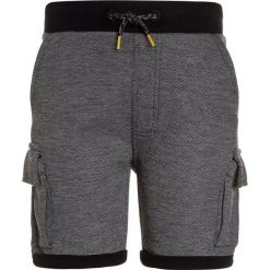 3 Pommes KID ROCK IN BERMUDA Spodnie treningowe grey anthracite. Szare spodnie chłopięce 3 Pommes, z bawełny. Za 129,00 zł.