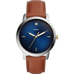 Fossil - Zegarek FS5499. Różowe zegarki męskie marki Fossil, szklane. Za 599,90 zł.
