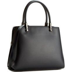 Torebka CREOLE - K10301  Granatowy. Niebieskie torebki klasyczne damskie Creole, ze skóry. W wyprzedaży za 249,00 zł.