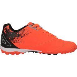 Buty sportowe chłopięce: Buty piłkarskie dla dużych dzieci (chłopców) JOBMP400T - pomarańcz neon