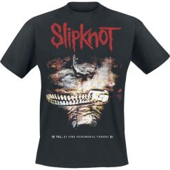 T-shirty męskie: Slipknot Vol.3: The subliminal verses T-Shirt czarny