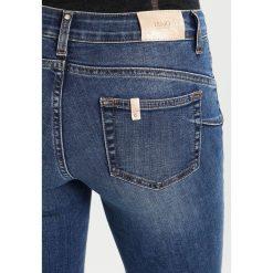 Liu Jo Jeans BOTTOM UP DIVINE Jeans Skinny Fit blue denim. Niebieskie rurki damskie Liu Jo Jeans. W wyprzedaży za 383,20 zł.
