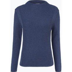 Marie Lund - Sweter damski, niebieski. Niebieskie swetry klasyczne damskie Marie Lund, xl, z bawełny. Za 229,95 zł.