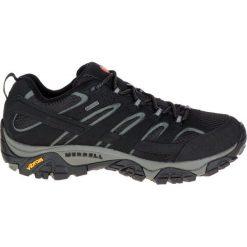 Buty trekkingowe męskie: MERRELL Buty męskie Moab 2 GTX Black r.  43.5  (J06037)