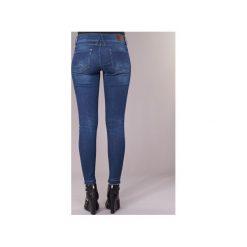 Jeansy skinny G-Star Raw  LYNN MID SKINNY RP ANKLE WMN. Czerwone jeansy damskie skinny marki Guess, l. Za 329,30 zł.