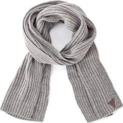 Szal GUESS - Country & Western- Not Coordinated Wool AM6517 WOL03 GRY. Szare szaliki damskie Guess, z aplikacjami, z wełny. W wyprzedaży za 149,00 zł.