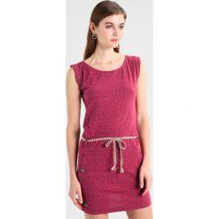 Odzież damska: Ragwear TAG Sukienka z dżerseju raspberry