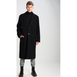 Płaszcze przejściowe męskie: Hope AREA Płaszcz wełniany /Płaszcz klasyczny black