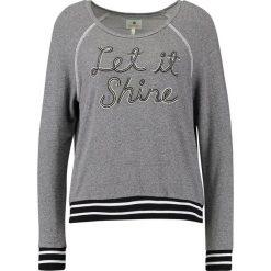 Bluzy rozpinane damskie: Sundry CROP LET IT SHINE  Bluza grey
