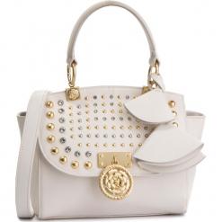 Torebka GUESS - HWGLAS L9179 IVM. Białe torebki klasyczne damskie Guess, z aplikacjami, ze skóry. Za 899,00 zł.