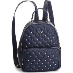 Plecak NOBO - NBAG-F1940-C013 Granatowy. Niebieskie plecaki damskie Nobo, ze skóry ekologicznej, eleganckie. W wyprzedaży za 169,00 zł.
