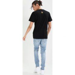 T-shirty męskie z nadrukiem: Cayler & Sons LEFT SIDE GARFIELD TEE Tshirt z nadrukiem black