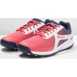 Kempa WING WOMEN Obuwie do piłki ręcznej berry/navy/white. Fioletowe buty do fitnessu damskie Kempa, z gumy. Za 419,00 zł.