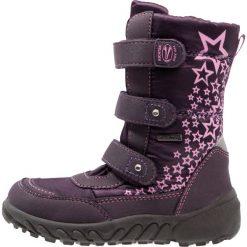 Richter Śniegowce aubergine/lipstick. Fioletowe buty zimowe damskie marki Richter, z materiału. W wyprzedaży za 179,40 zł.