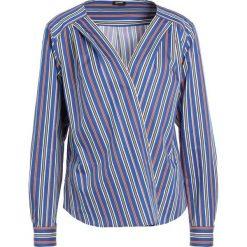 Jil Sander Navy Bluzka blue. Niebieskie bluzki asymetryczne Jil Sander Navy, z bawełny. W wyprzedaży za 434,70 zł.