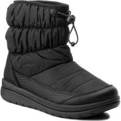 Buty zimowe damskie: Śniegowce CLARKS – Cabrini Bay 261286574 Black