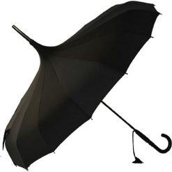 """Parasole: Parasol """"Pagoda"""" w kolorze czarnym"""
