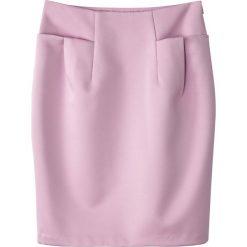 Minispódniczki: Krótka spódnica w formie tulipana