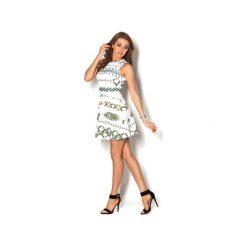Sukienki hiszpanki: Sukienka rozkloszowana Xochitl Aztec