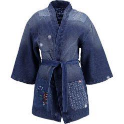 Bomberki damskie: H.I.S Kurtka wiosenna greatest medium blue wash