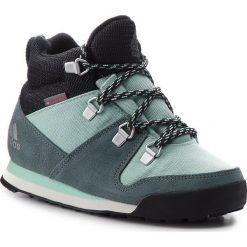 Buty adidas - Cw Snowpitch K AC7962  Ashgrn/Rawgrn/Clemin. Zielone buty trekkingowe damskie Adidas. W wyprzedaży za 209,00 zł.