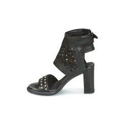 Sandały Airstep / A.S.98  BASILE. Czarne sandały damskie Airstep / A.S.98. Za 580,30 zł.