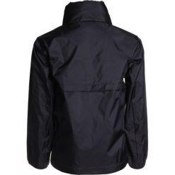 Puma LIGA TRAINING RAIN JACKET CORE Kurtka hardshell black/white. Czarne kurtki chłopięce przeciwdeszczowe Puma, z hardshellu. Za 189,00 zł.