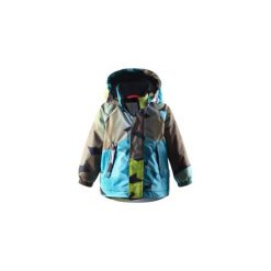 Odzież dziecięca: REIMA TEC Boys Mini Kurtka przeciwdeszczowa Viisu teal blue