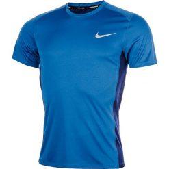 Koszulka do biegania męska NIKE DRI-FIT MILER TOP SHORT SLEEVE / 833591-457 - NIKE DRI-FIT MILER TOP SHORT SLEEVE. Szare t-shirty męskie Nike, m, do biegania, dri-fit (nike). Za 89,00 zł.