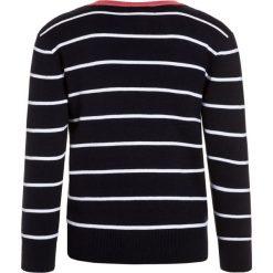 Polo Ralph Lauren STRIPE  Sweter hunter navy. Niebieskie swetry chłopięce marki Retour Jeans, z bawełny. Za 299,00 zł.