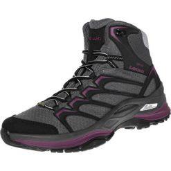 Buty trekkingowe damskie: Lowa INNOX GTX MID Buty trekkingowe anthrazit/pflaume