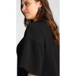 Sukienki hiszpanki: Evans WAFFLE DRESS Sukienka letnia black
