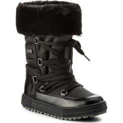 Kozaki dziewczęce: Śniegowce NATURINO – Avila 0013501193.01.9101 Nero