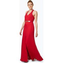 Sukienki hiszpanki: Apriori – Damska sukienka wieczorowa, czerwony
