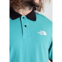 The North Face Koszulka polo porcelain green. Szare koszulki polo marki The North Face, l, z materiału, z kapturem. Za 199,00 zł.
