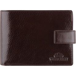 Portfel 21-1-038-4. Brązowe portfele męskie marki Wittchen. Za 299,00 zł.
