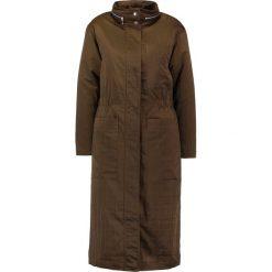Płaszcze damskie: Topshop ENZO Płaszcz zimowy khaki