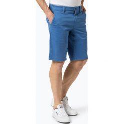 BOSS Casual - Spodenki męskie, niebieski. Niebieskie bermudy męskie BOSS Casual, casualowe. Za 349,95 zł.