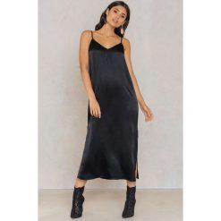 Sukienki hiszpanki: Twist & Tango Sukienka Sia – Black
